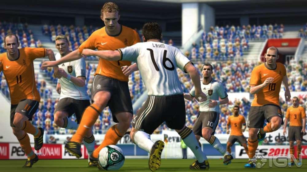 Pro Evolution Soccer 2011 3D: η ώρα του – μεγάλου, παιδιού σε 3D!