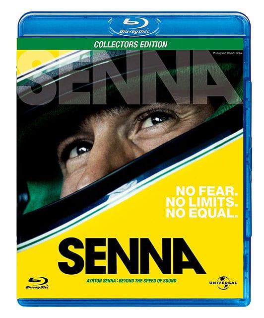 Ayrton Senna – Beyond the Speed of Sound: ένα BluRay για τον απόλυτο θρύλο…