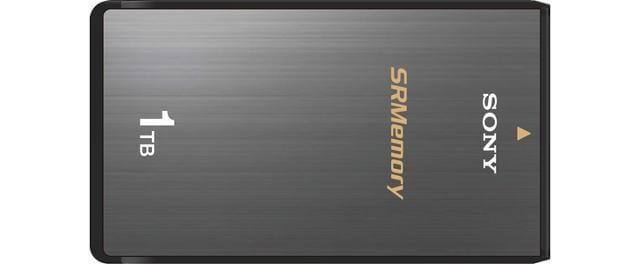 Sony SRMemory κάρτα: τώρα και μοντέλο 1TΒ…