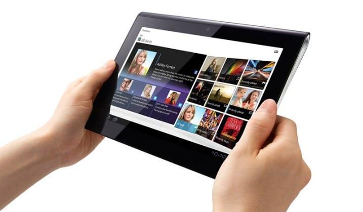 Sony tablet S1 & S2: το πρώτο βίντεο…