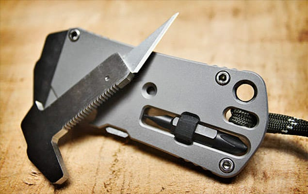 Wrex Titanium Pocket Wrench: ωραίο…