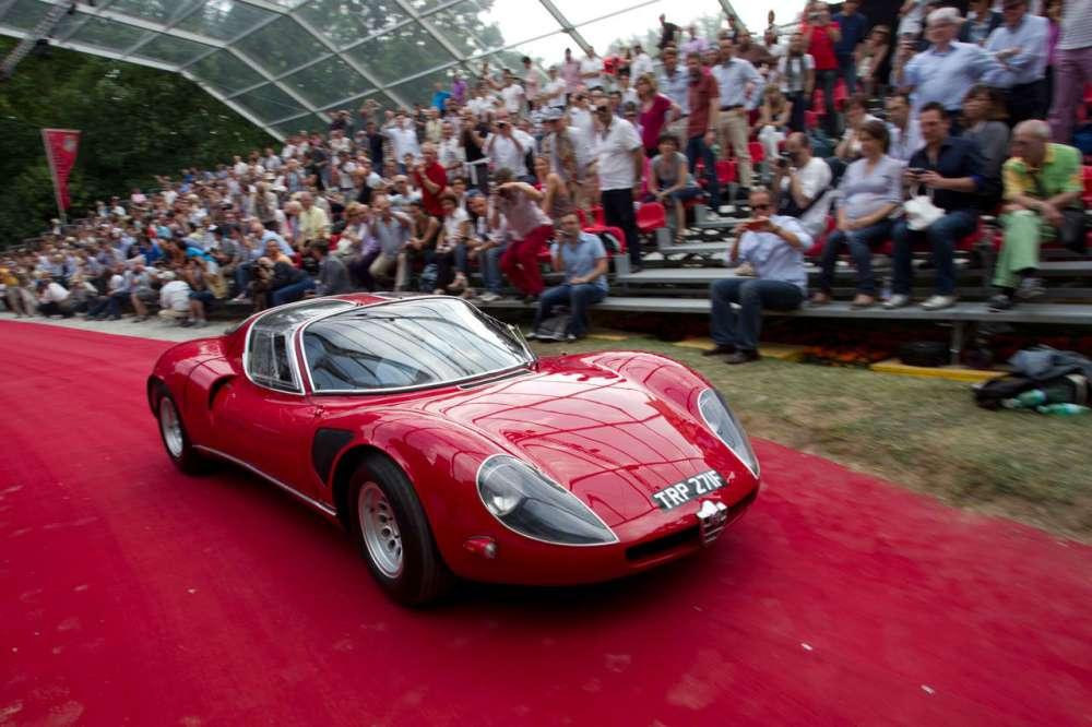 Concorso d'Eleganza Villa d'Este 2011: οι νικητές…