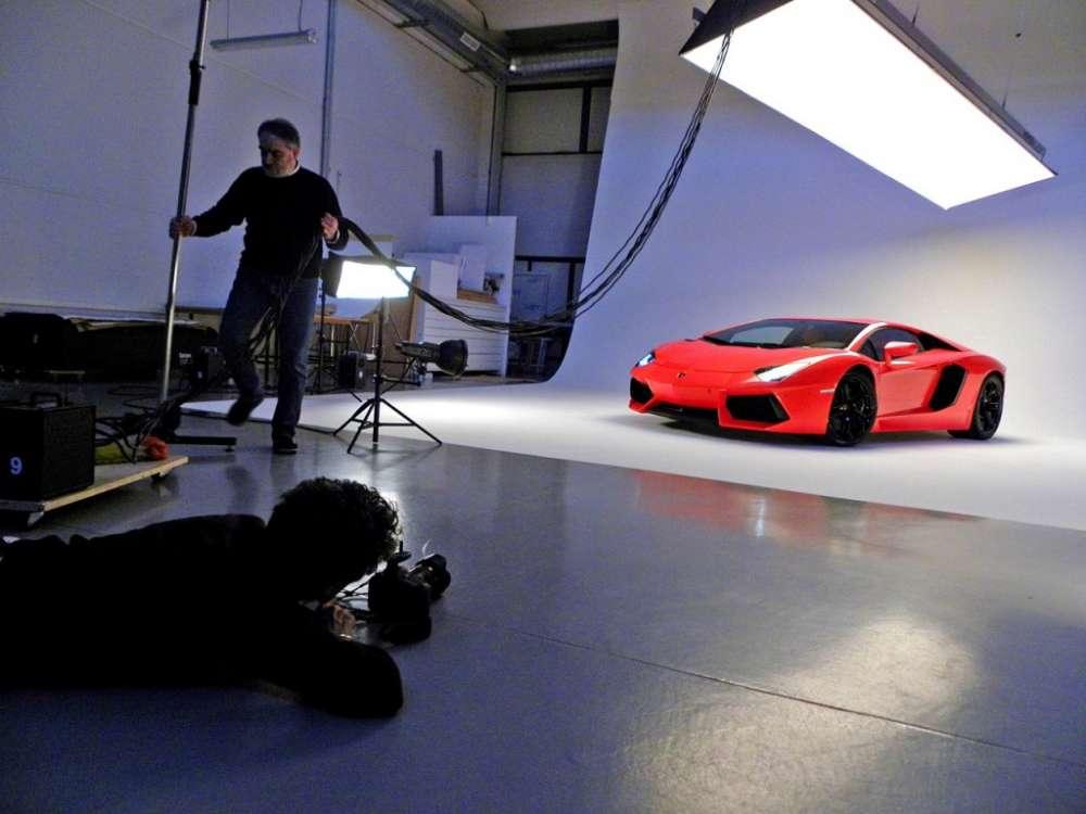 Mια Lamborghini… Mission Impossible!