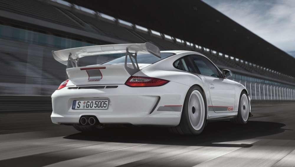 911 GT3 RS 4.0 – η καλύτερη RS σε βίντεο…
