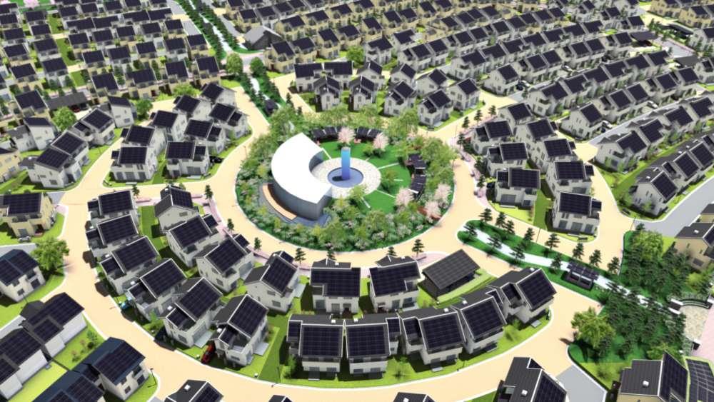 Fujisawa Sustainable Smart Town Project: μια πράσινη πόλη του μέλλοντος…