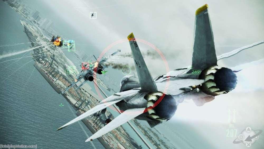 "Ace Combat: το νέο videogame ονομάζεται ""Assault Horizon""…"