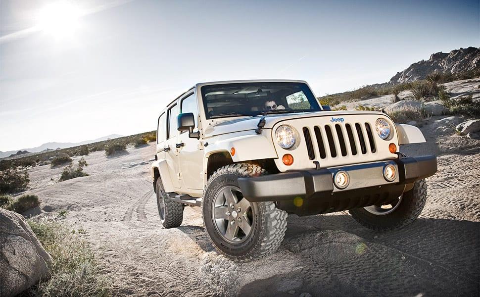 Jeep Wrangler Mojave – ειδικές εκδόσεις…