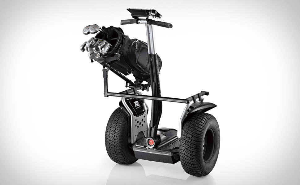 Segway X2 Golf: η νέα έκδοση μιας ιδιότυπης εφεύρεσης…