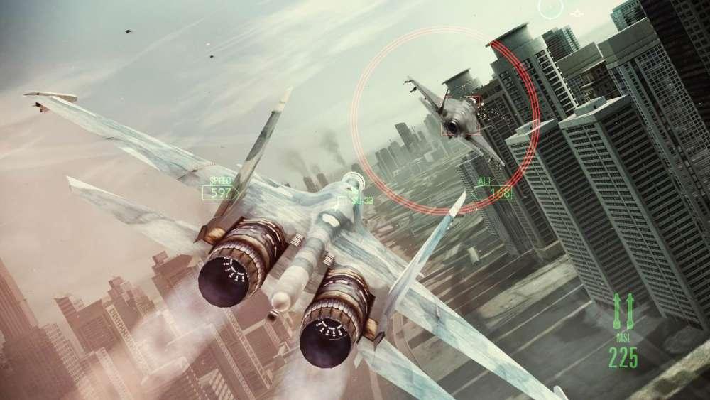 Μόλις 10′: τόσα χρειάζονται για να μάθουμε για το Ace Combat: Assault Horizon…