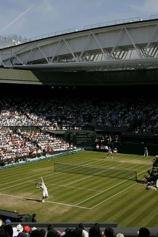 Οι τελικοί του Wimbledon η πρώτη 3D μετάδοση του BBC…