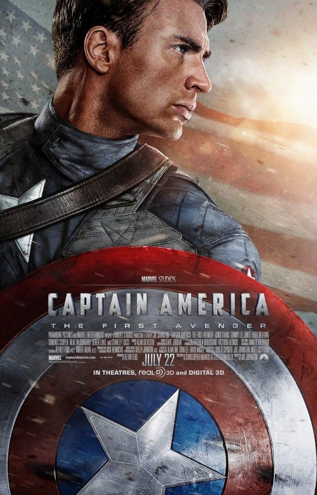 """""""Captain America: The First Avenger"""" – νέο 'φρέσκο' trailer…"""
