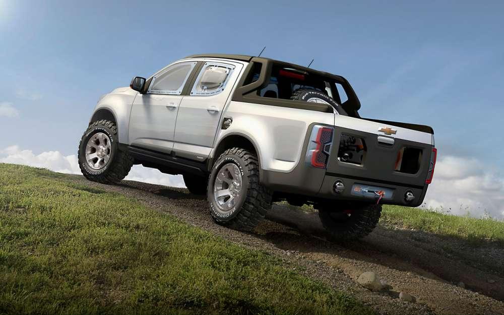Chevrolet Colorado Rally – σε πρωτότυπο…