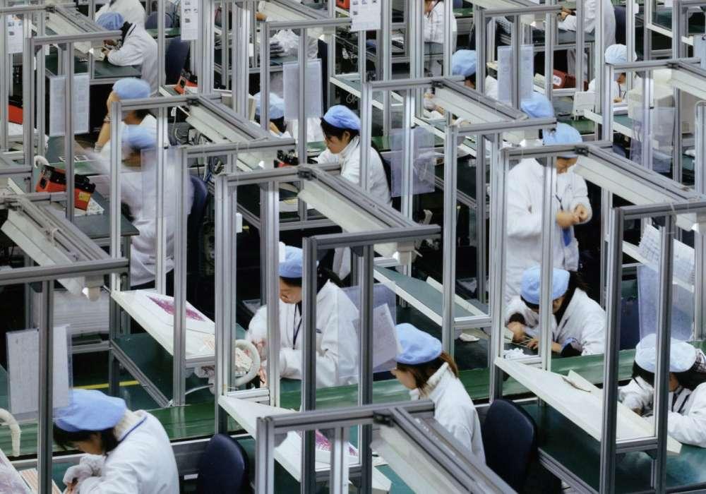 Φτηνή εργασία στην Κίνα: τελειώνει…