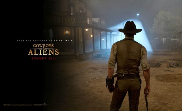 Cowboys and Aliens – Behind The Scenes φρέσκο και… χορταστικό trailer!