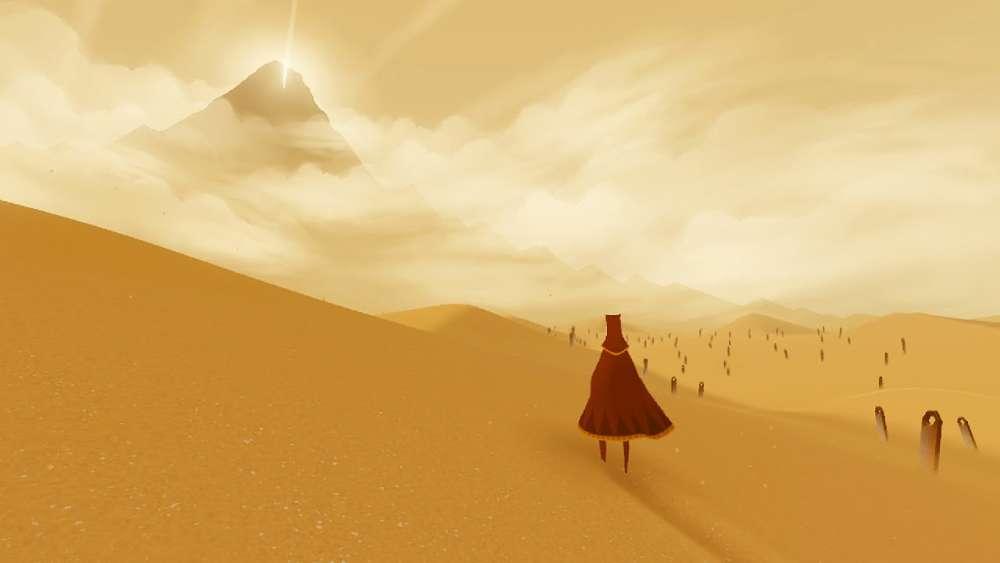 Έκθεση Ε3: είναι το Journey ίσως το πιο όμορφο παιχνίδι του 2011;