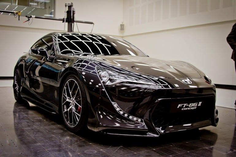 Toyota FT-86 II concept – σπορ και μέλλον…