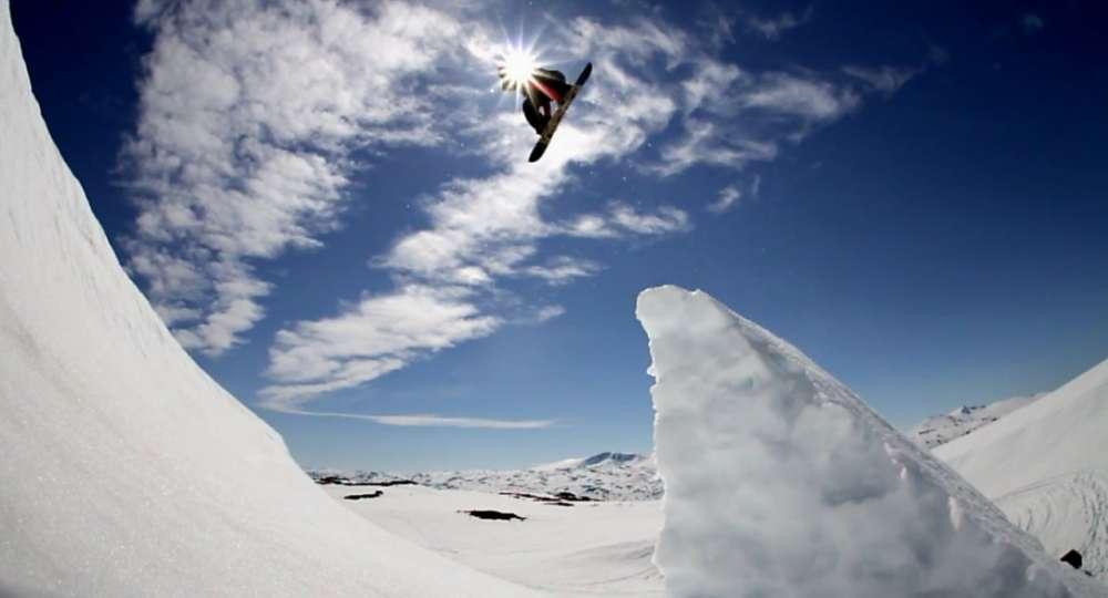 Kaleidoscope Snowboard Trailer – ναι, μέσα στο καλοκαίρι…