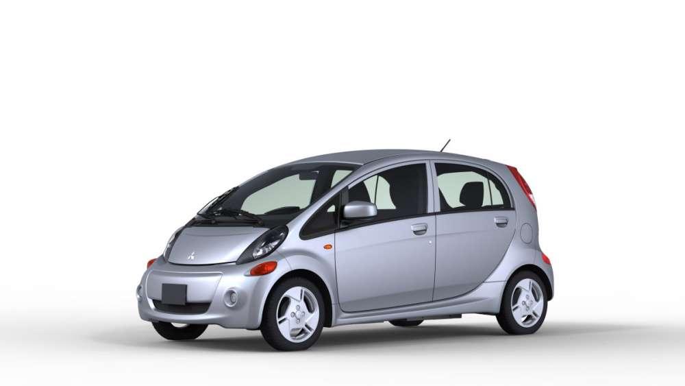 Mitsubishi i-MiEV – θα δίνει και παροχή ανάγκης για τις δύσκολες ώρες…