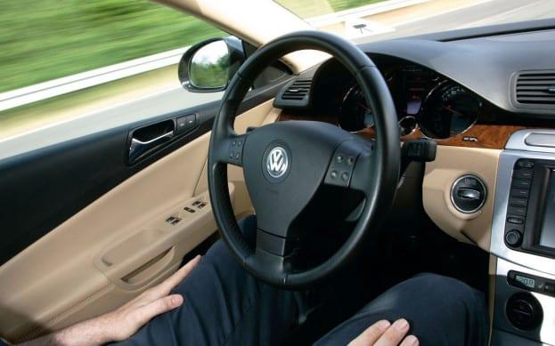 Volkswagen – εξελίσσει σύστημα Προσωρινού Αυτόματου Πιλότου…