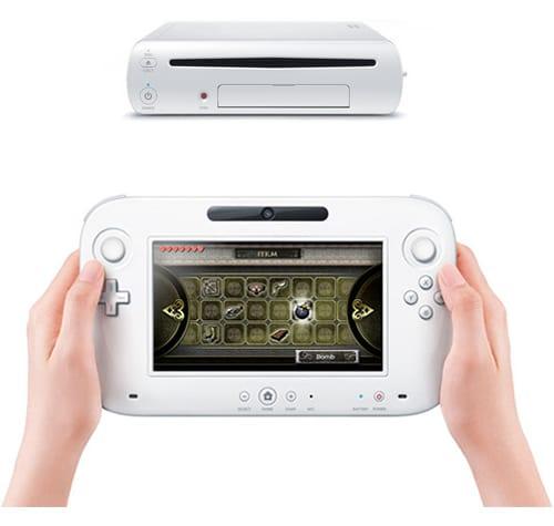 Αυτό είναι το Nintendo Wii U…