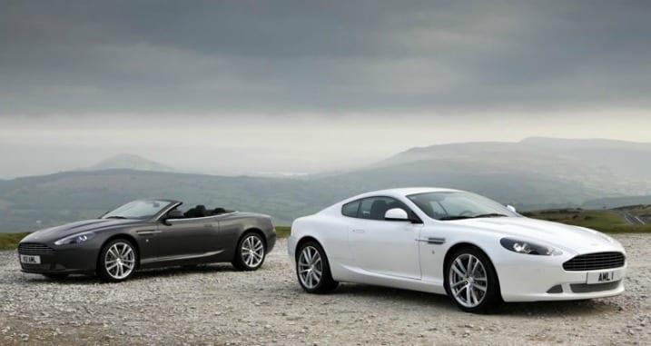 2013 Aston Martin DB9 – η νέα γενιά…