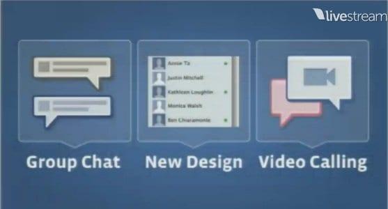 """Το """"κάτι καταπληκτικό"""" του Facebook είναι group chat, νέος σχεδιασμός και βιντεοκλήσεις…."""