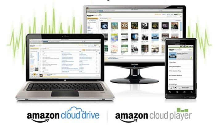 Amazon Cloud Player – με απεριόριστο χώρο στην αναβάθμιση…