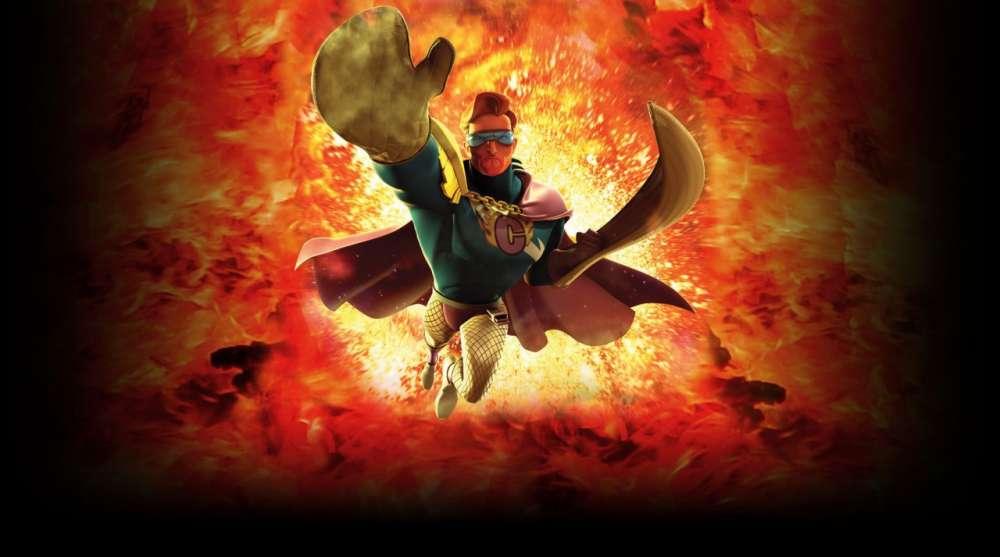 The Flaming C – το trailer…