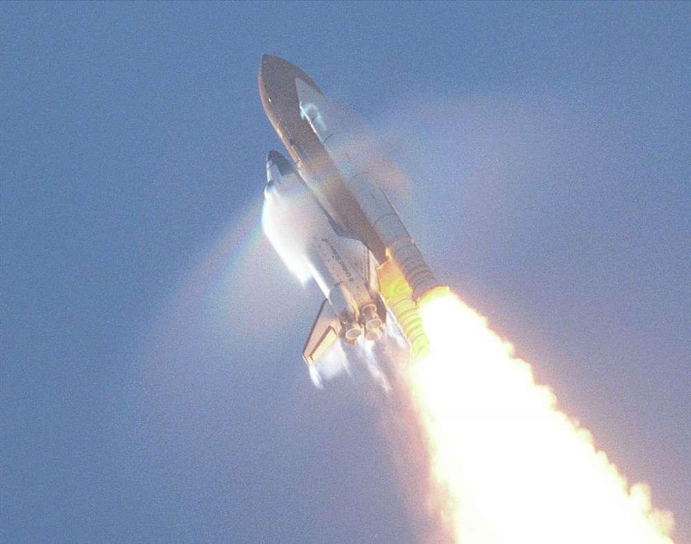 Διαστημικό λεωφορείο: η τελική αποστολή με λιγότερα 'χέρια'…