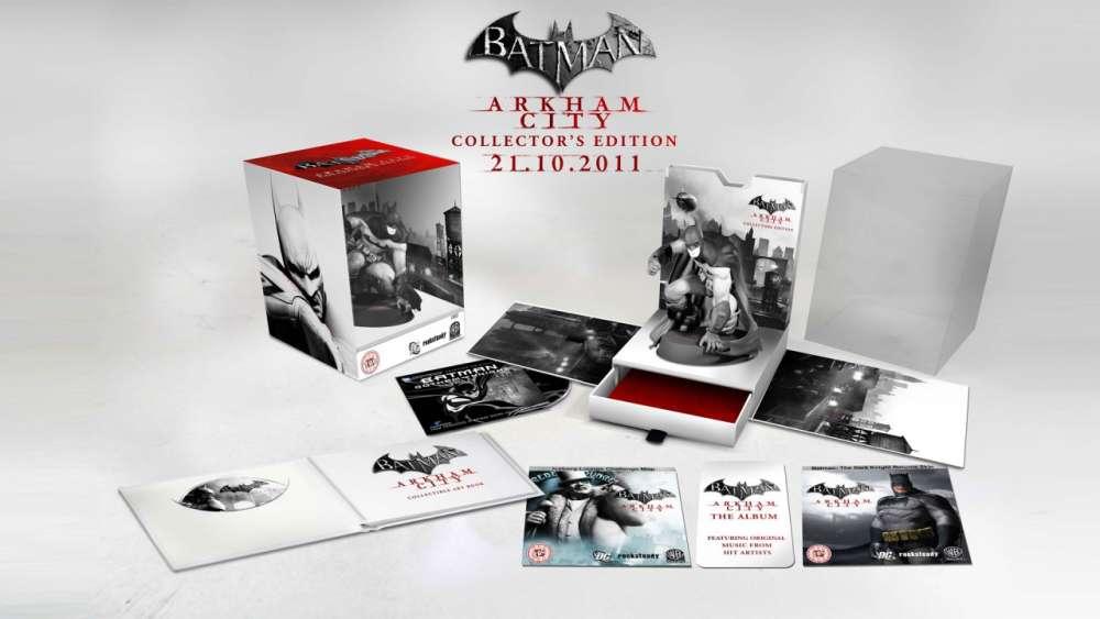 Batman: Arkham City Collector Edition –  το καμάρι της Gotham σε έκδοση μοναδική…
