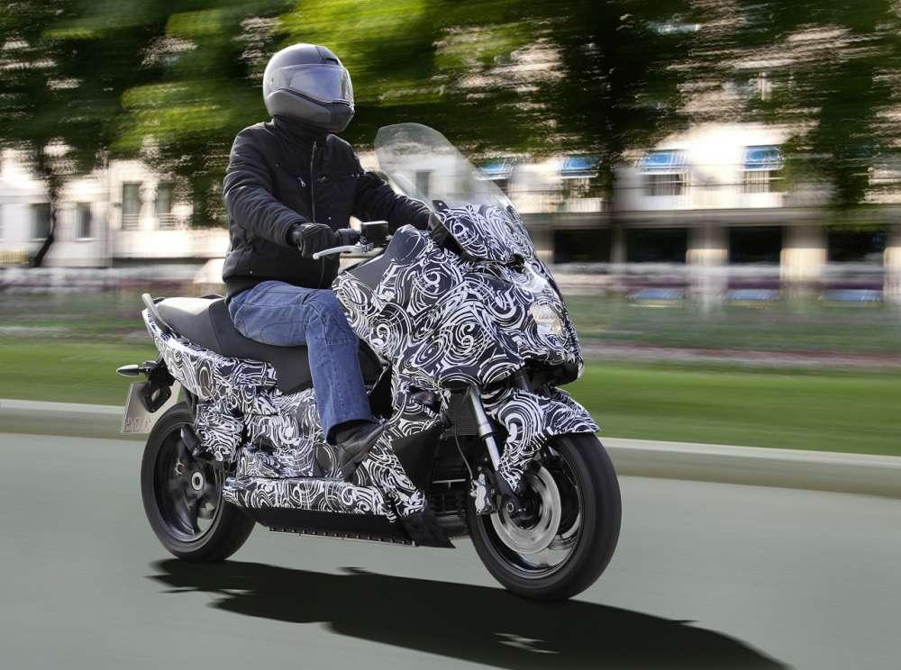 To E-scooter από τη Βαυαρία…