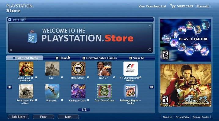 Sony: δοκιμάζει 'αθόρυβα' ένα πιο ελαφρύ και… hot σχεδιαστικά PlayStation Network…