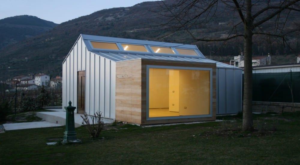 Dependance House – του SPEDstudio μια ιδέα απλή…