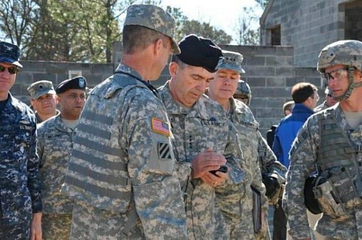 Αμερικανικός Στρατός: ολοκληρώνει τις δοκιμές των smartphone…