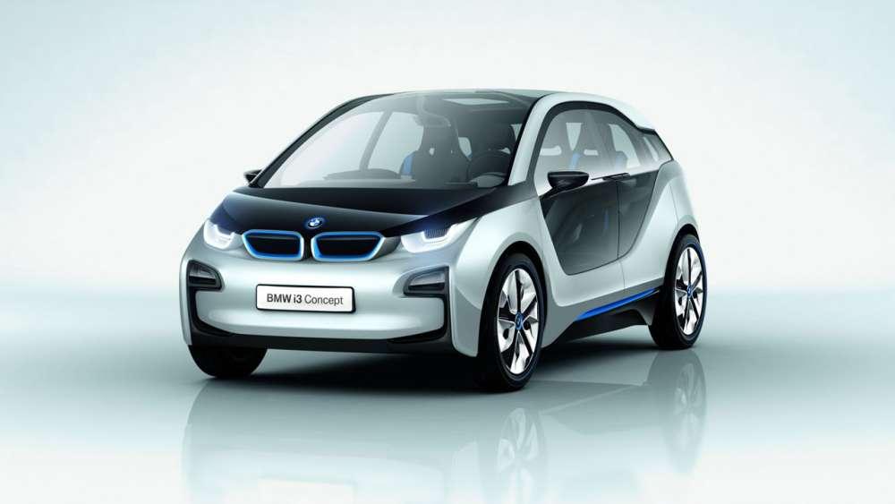 BMW i3 – τα σχέδια…