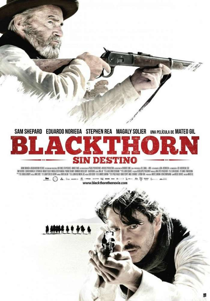 Blackthorn – το πρώτο trailer…