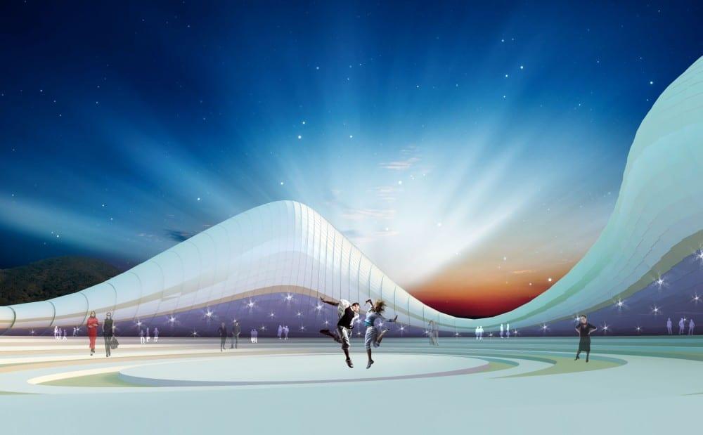 Busan Opera House / WAHAG Αριτεκτονικό στούντιο…