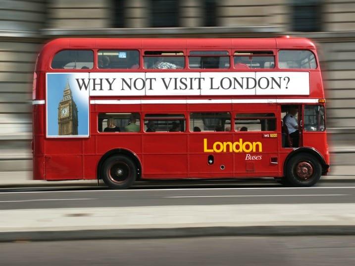 Wi-Fi στα λεωφορεία του Λονδίνου;