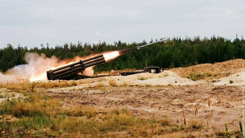 Άσκηση πυροβολικού made in Russia…