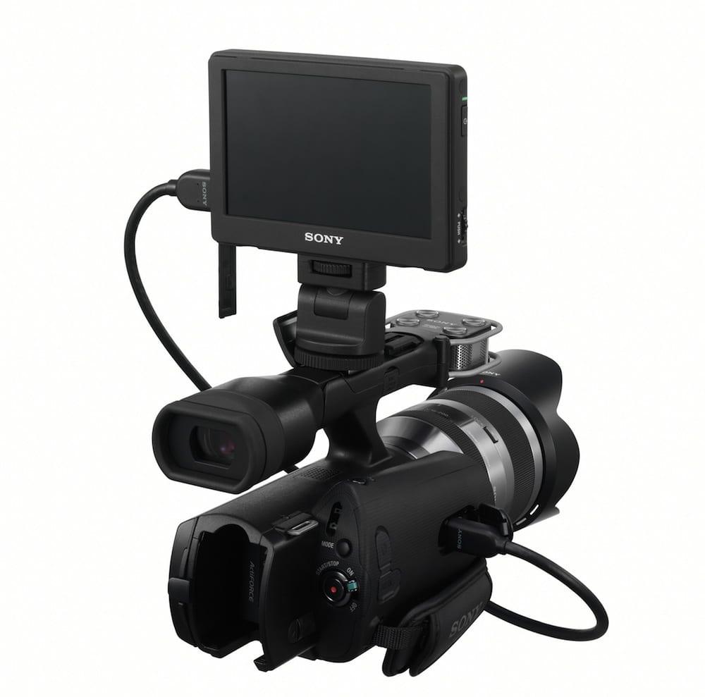 Sony – ανακοινώνει την αντικαταστάτρια της VG10 και… ψηφιακά κιάλια 3D;!