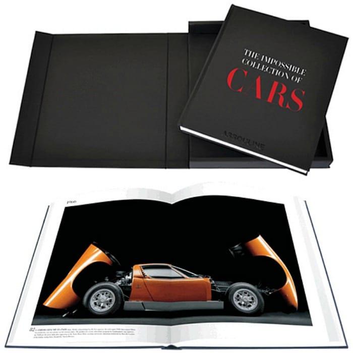 Τhe Impossible Collection of Cars: Τα 100 πιο εξαιρετικά Αυτοκίνητα του 20οι Αιώνα