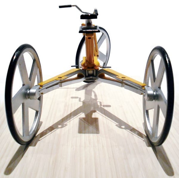 Βιώσιμη ανάπτυξη… με ένα ποδήλατο!