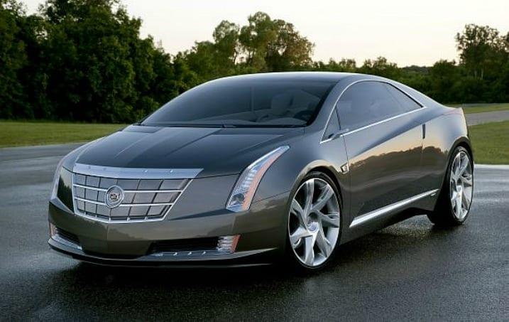 Cadillac ELR – μια ηλεκτρική 'caddy'…