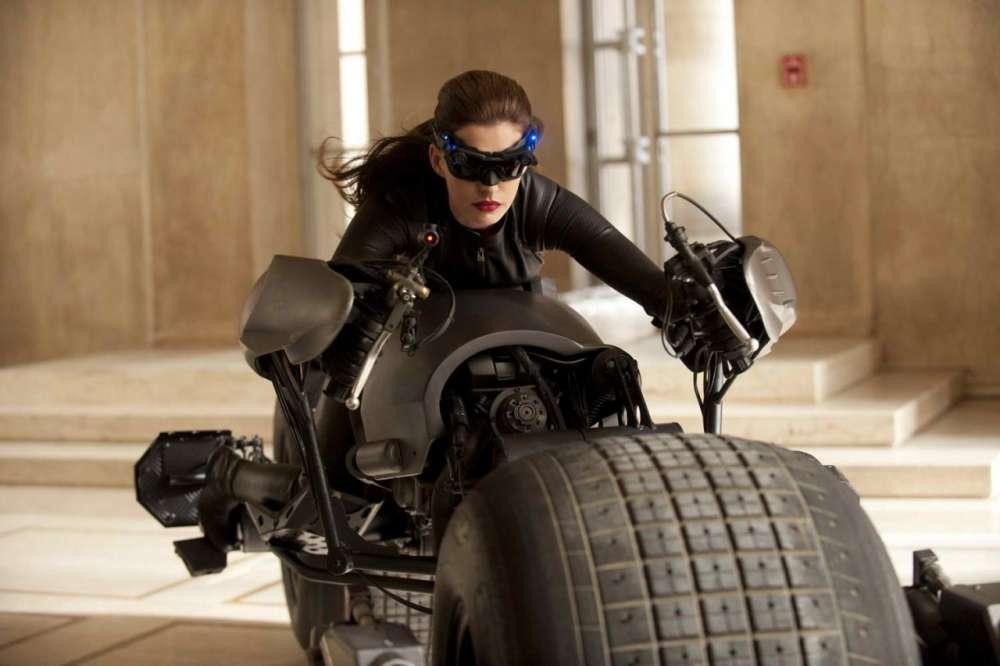 Η πρώτη φωτογραφία της νέας Catwoman…