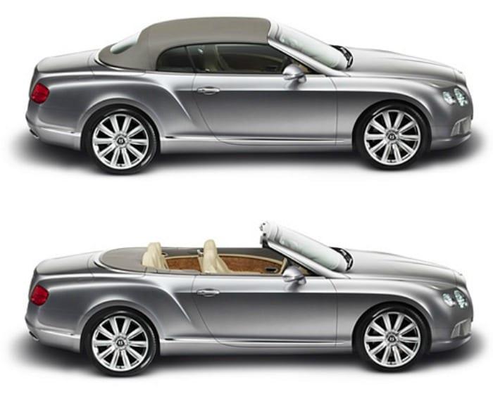 2012 Bentley Continental GTC – η νέα…