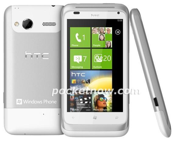 HTC Omega – με Windows Phone…