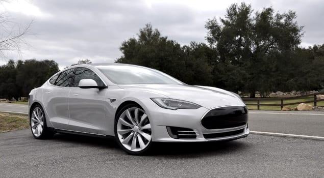 Tesla Model S – σε αρχική παραγωγή η ηλεκτρική 'λιμουζίνα'…