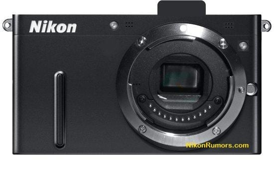 Nikon – πρόπλασμα για σειρά χωρίς καθρέπτες…