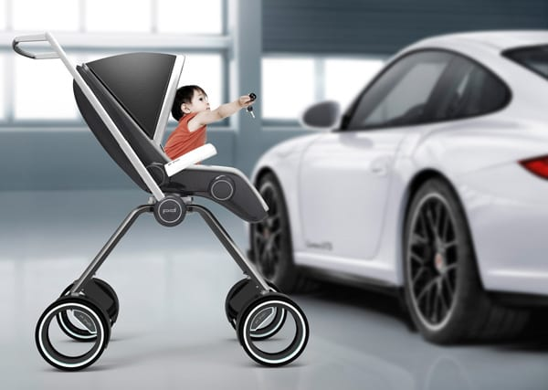 Porsche… μωρό μου!