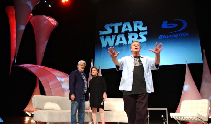 'Star Wars' συλλογή – σπάει τα ρεκόρ στο Blu-ray…